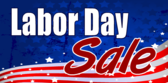 Labor Day Sale Banner Designs