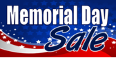 Store Memorial Day Sale