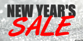 Store New Years Sale B