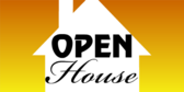 Open House House Siloutte