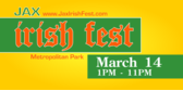 Jax Irish Festival