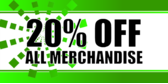 Store Percent Off Merchandise B