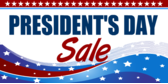 Store President's Sale