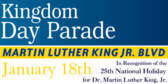Kingdom Day Parade
