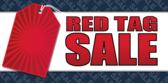 Store Red Tag Sale