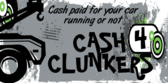 Auto Salvage Cash For Clunkers