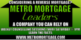 Considering Reverse Mortgage?