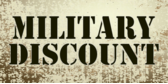 Store Military Discount