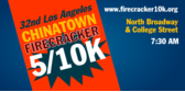 Chinatown Firecracker Run