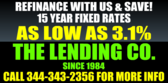 Refinance With Us
