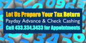 Tax Let Us Prepare