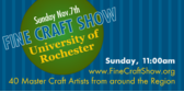 Annual Fine Crafts Show