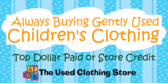 Consignment Kids Clothes