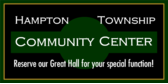 community center signs