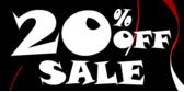 Percent Off Sale