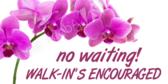 No Waiting!