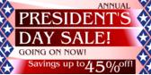 President's Day Sale Diamond Star