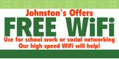 Offers Free Wifi