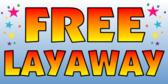 Free Layaway Blue