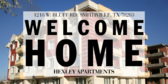 Apartment Welcome