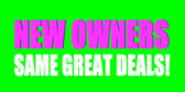 Store New Owners Deals
