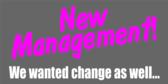 Store New Management Blue