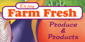 Produce Farm Fresh