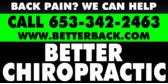 Back Pain?