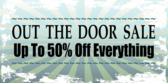 Store Door Sale