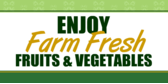 Farm Fresh Fruit Veg