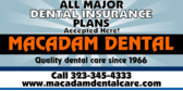 All Major Dental Insurance Plans