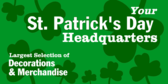 Your St Patricks Day Headquarters