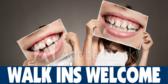 Dentist walkins
