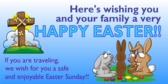 Here is Wishing You and Your Family a Happy Easter