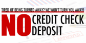 Bad Credit Tired Of Being Turned Away