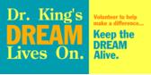 Martin Luther King Jr Volunteer
