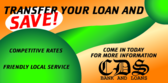 Bank Loan Transfer Save