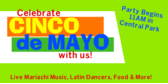 Celebrate Cinco De Mayo with Us