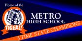 School Mascot Banner