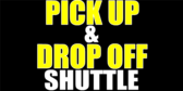 Airport Pick Up Drop Off Shuttle