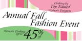 womens dress sale signs