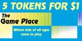 Arcade Token Deal