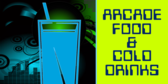 Arcade Food and Drinks Digital Frontier