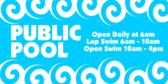 Pool Hours