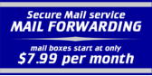 Secure Mail service