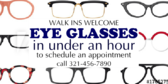 Eye Glass Service