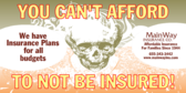 Insurance You Cant Afford It