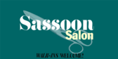 Salon Walk-Ins Welcome