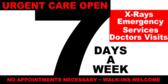 Urgent Care, Seven-Seven-Seven
