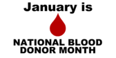 Blood Donation National Donor Month